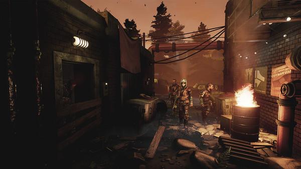 第一人称恐怖游戏《荒无人烟》游戏背景介绍