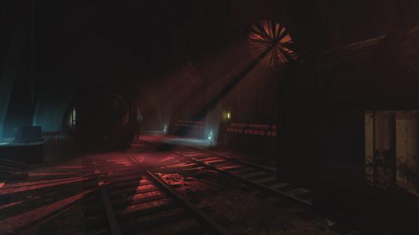 第一人称恐怖游戏《荒无人烟》游戏截图欣赏