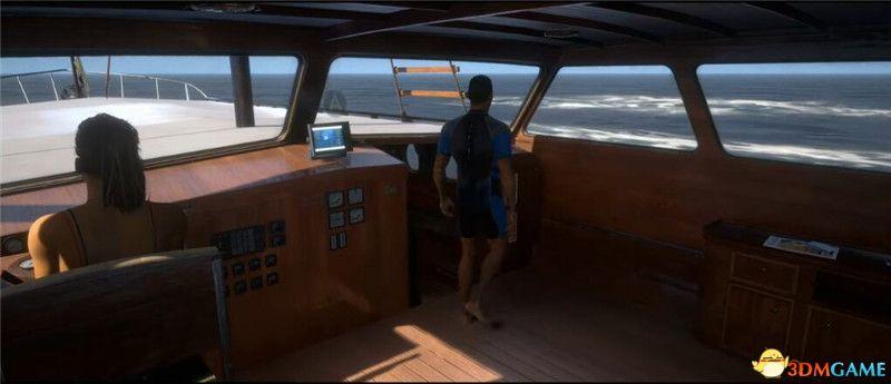 《黑相集:棉兰号》相片搁浅位置一览