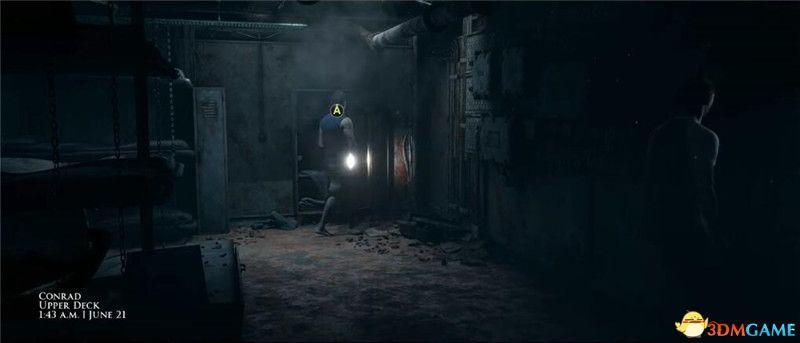 《黑相集:棉兰号》相片即将发生位置一览