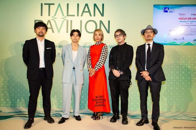 《人间失格》新电影出席威尼斯电影节 大量新剧照公布