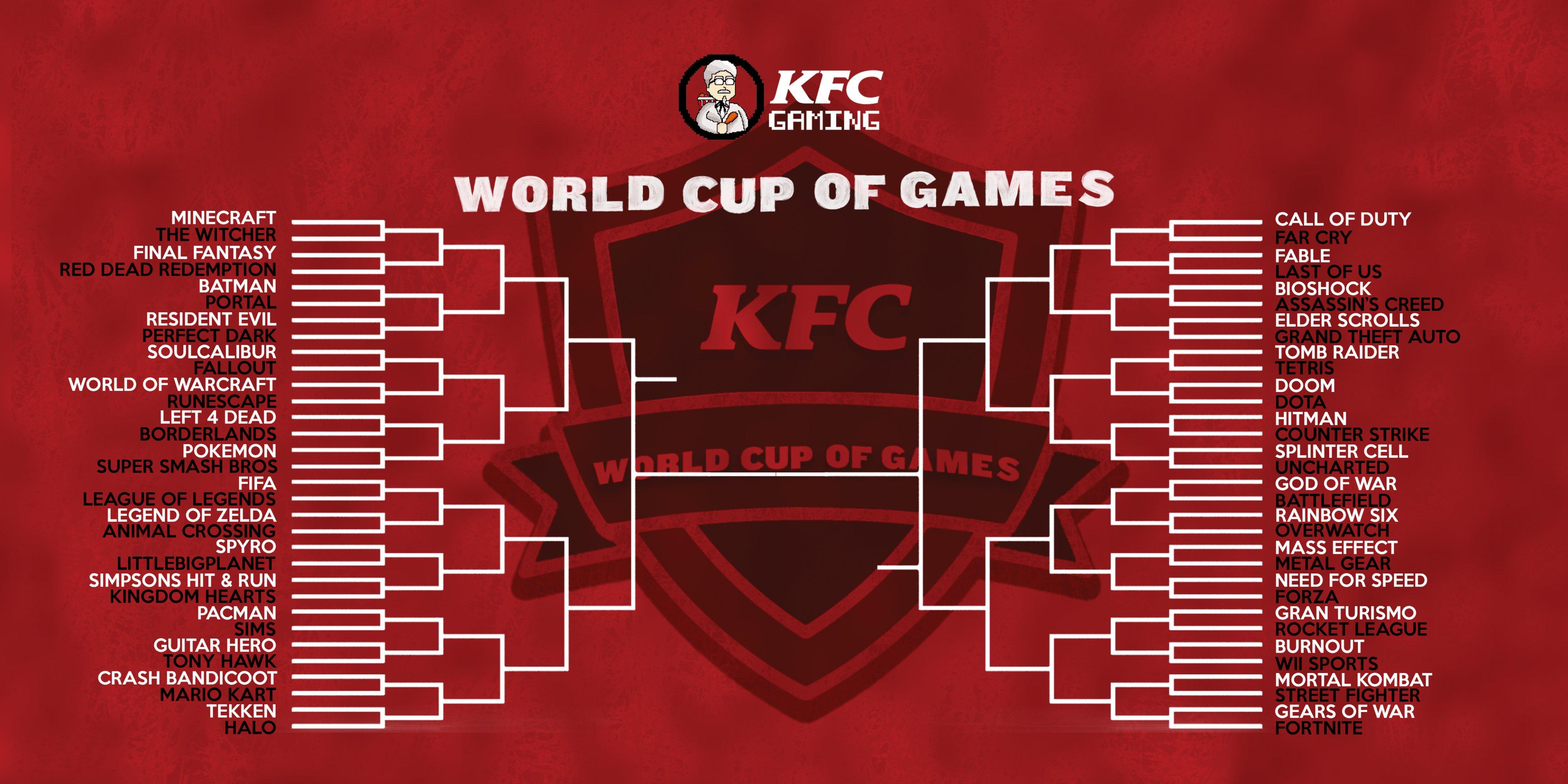 "KFC""吃鸡""游戏哪家强? 育碧《彩六》他最棒!"