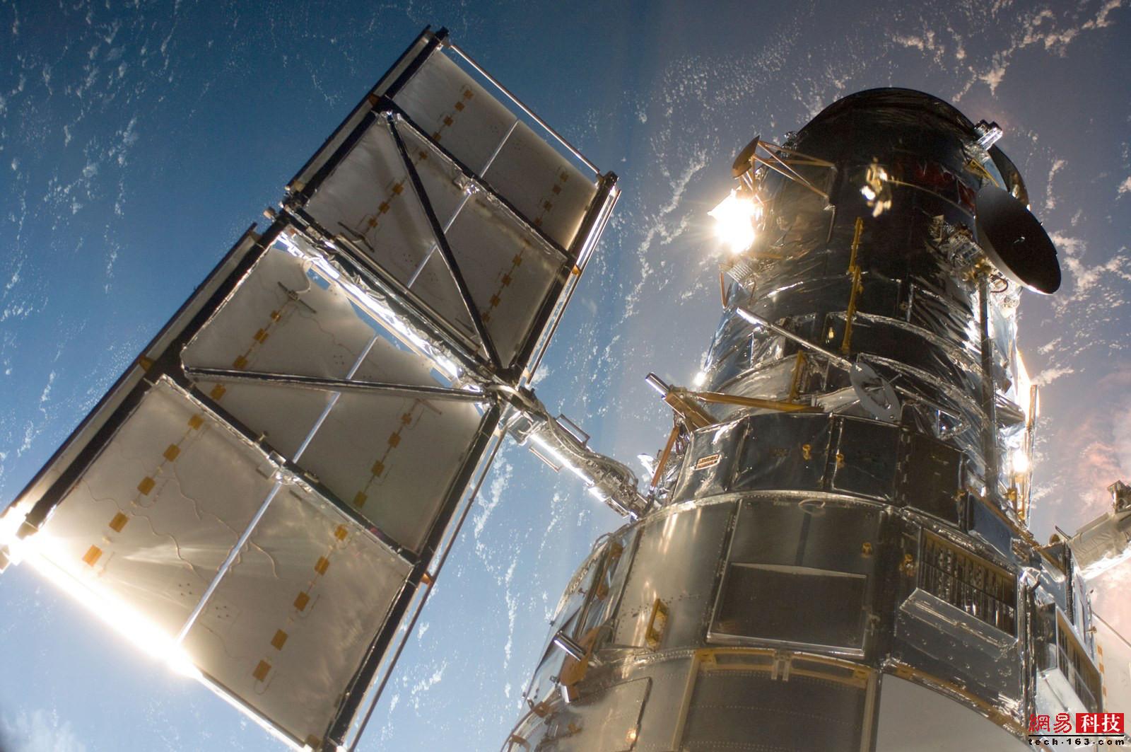 外媒天文图片精选:太空星云之美难以言表