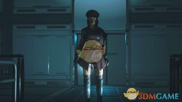《生化危机2:重制版》真人快打女忍Skarlet外观MOD