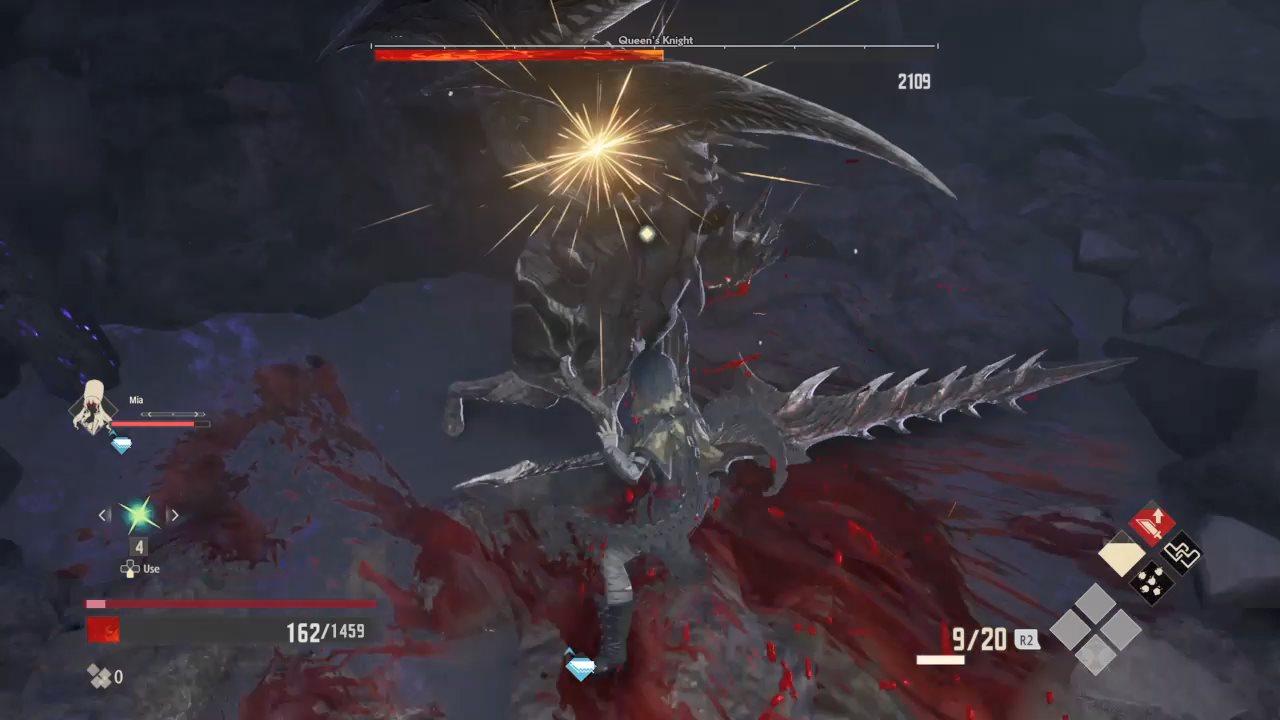 魂系风格明显 《噬血代码》体验版实机BOSS战