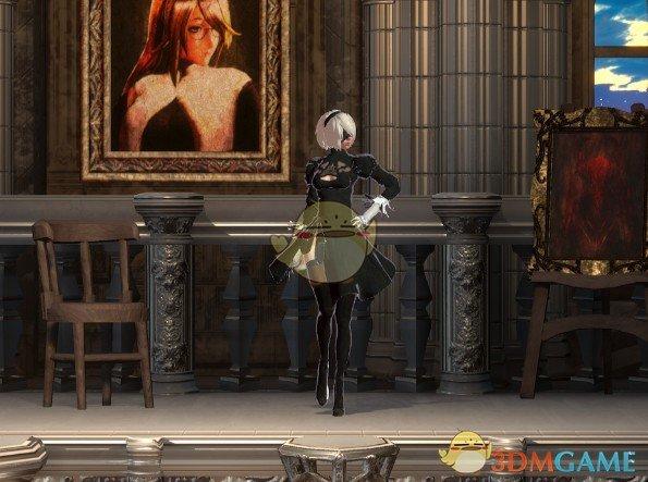 《赤痕:夜之仪式》尼尔2B服装外观MOD