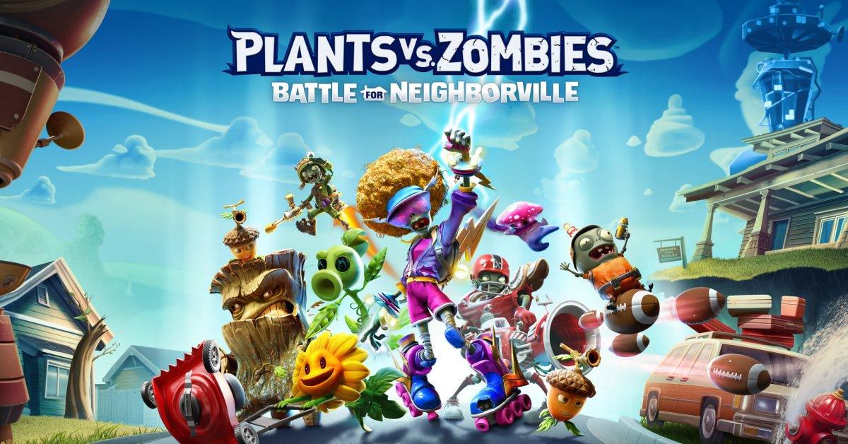 《植物大战僵尸:邻里之战》发售日泄露 支持24人对战