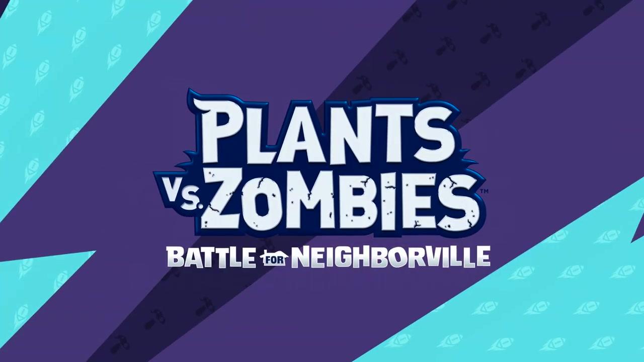 《植物大战僵尸》新作公布 10月18日正式发行