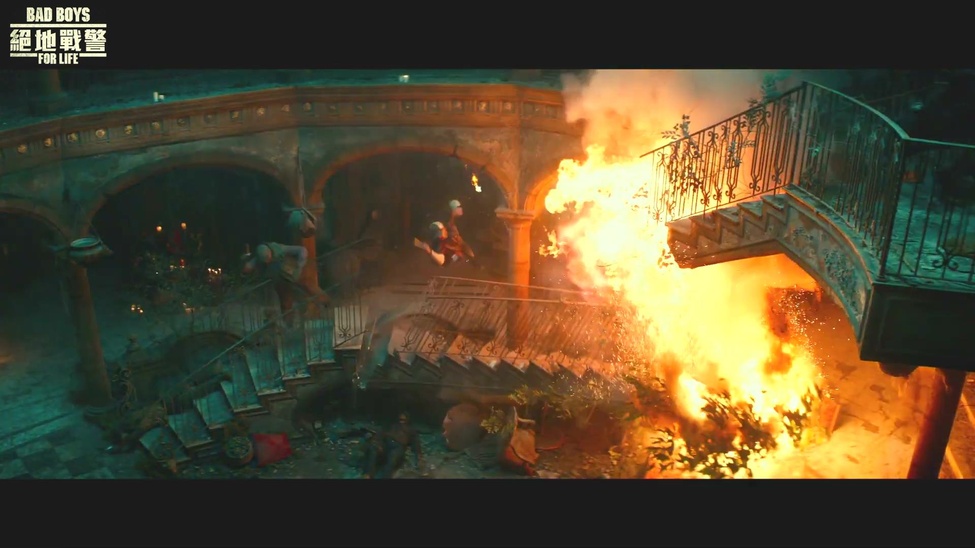 《绝地战警3》首曝中字预告 威尔史密斯和马丁爆笑回归