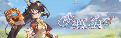 《RemiLore:少女与异世界与魔导书》简体中文免安装版
