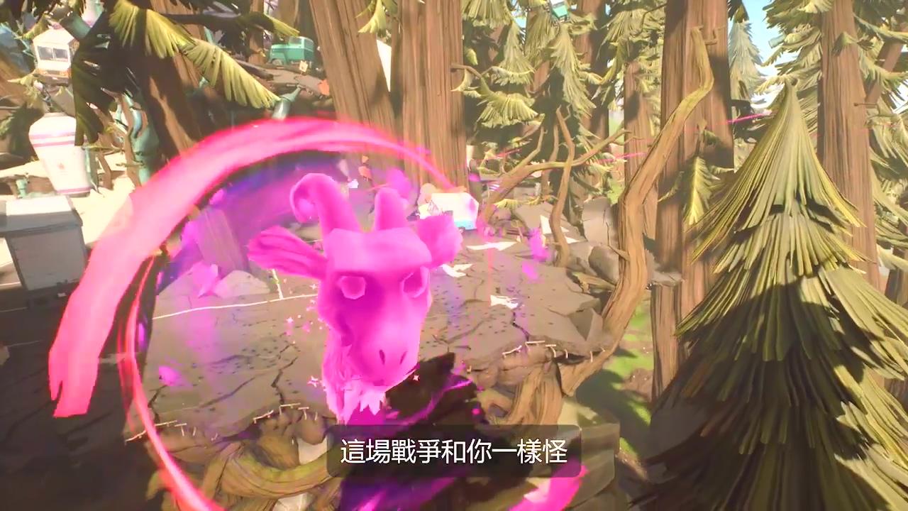 《植物大战僵尸:和睦小镇保卫战》中文版宣传片