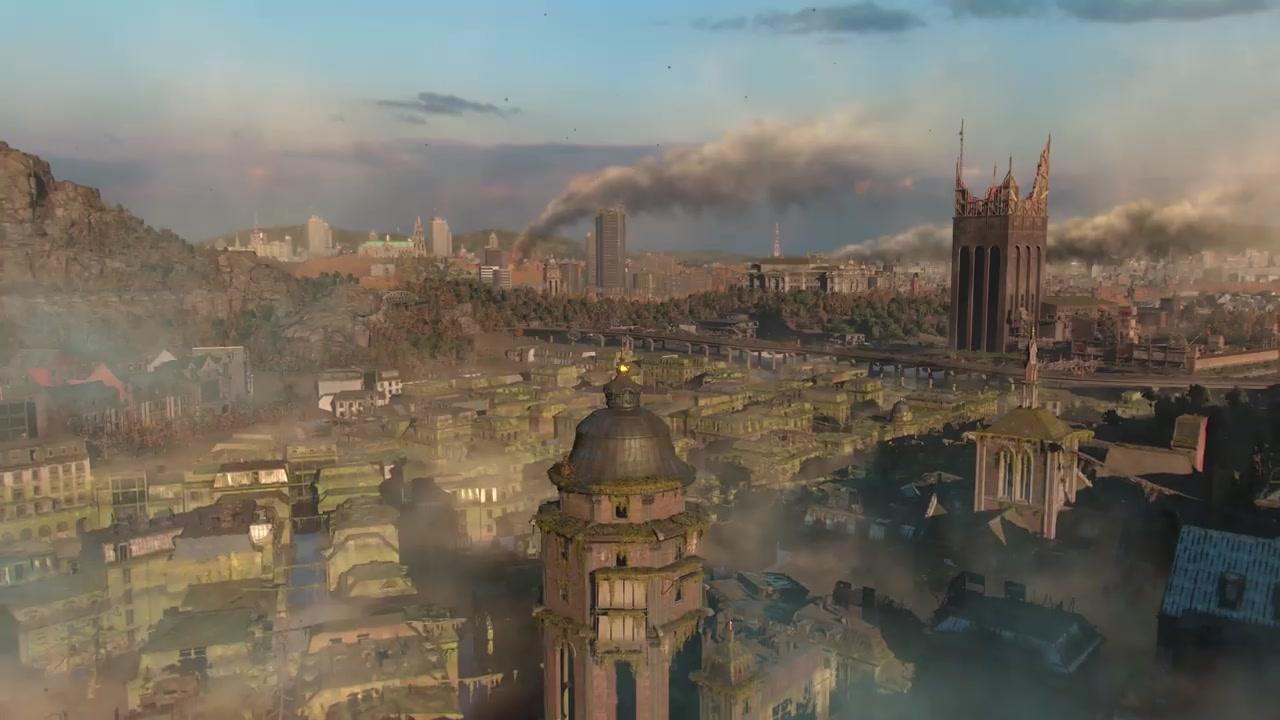 《消逝的光芒2》世界规模将比第一作大四倍