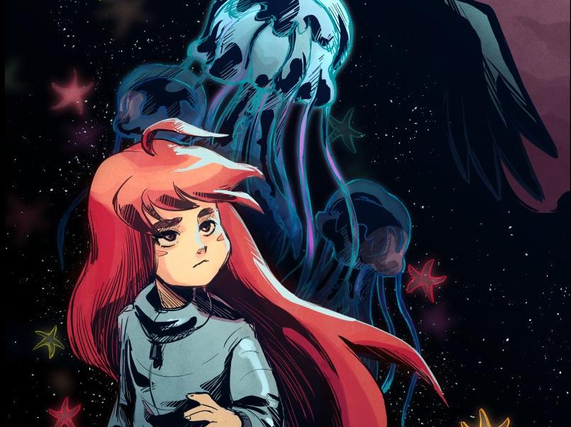 《蔚蓝》 第九章将于9月9日免费更新 打通即可解锁