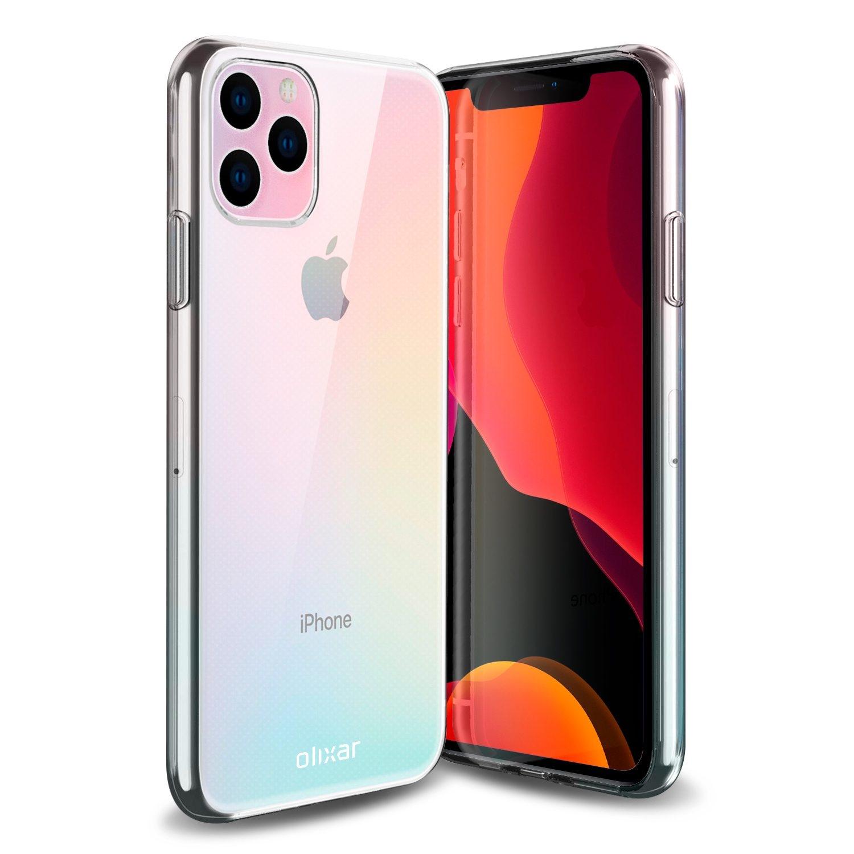 苹果新iPhone配色图曝光 加入新配色让果粉激动不已?