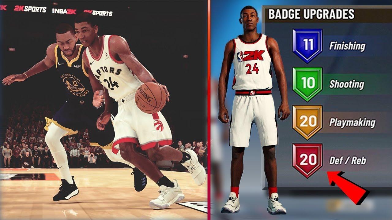 再下一程:《NBA 2K20》现已开放游玩