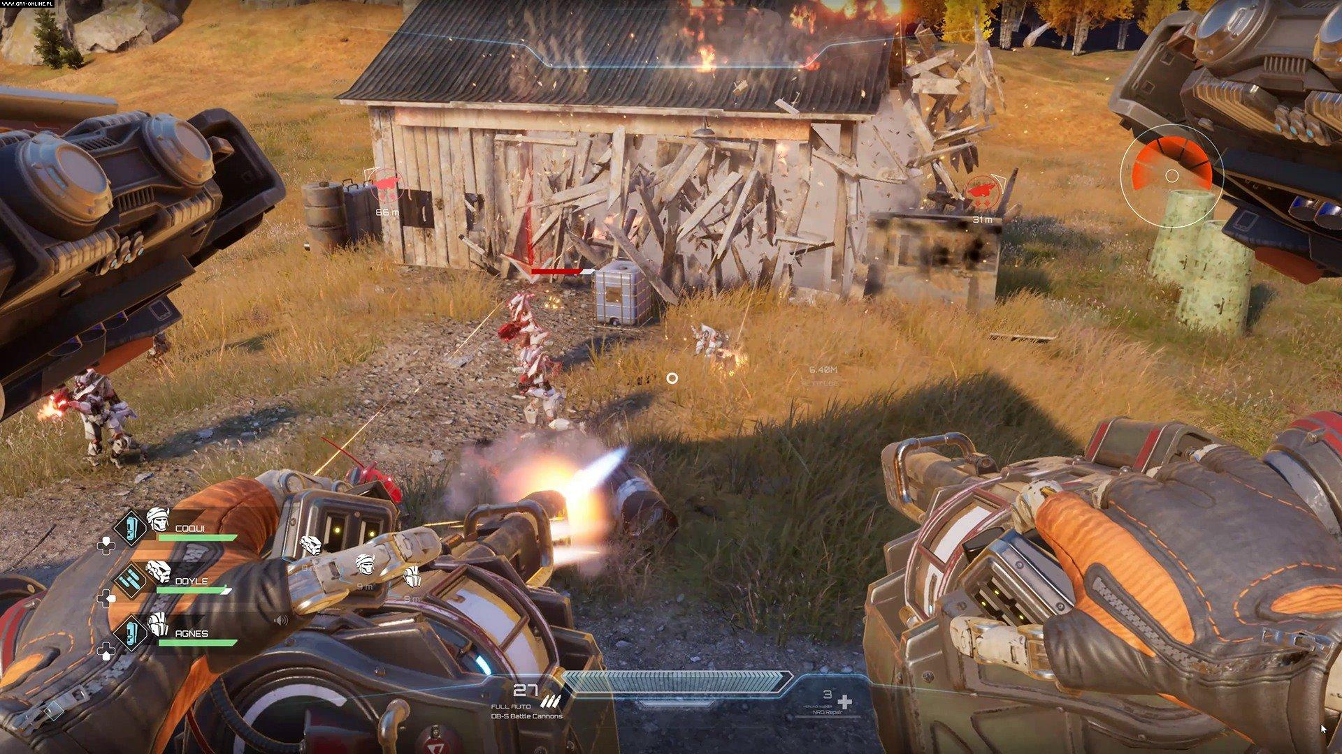 《光环》创始人打造的科幻机甲FPS《崩解》 原本也想做成RTS