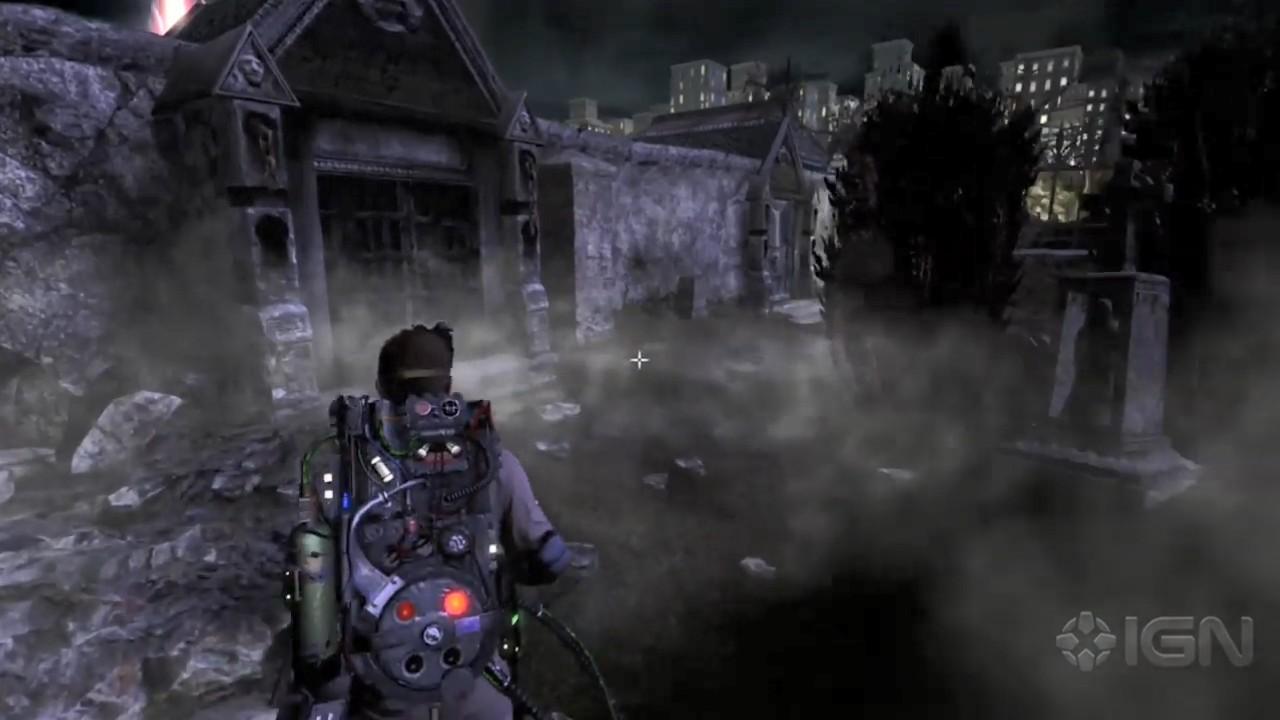 《捉鬼敢死队》复刻版Switch实机演示 儿时回忆Epic独占