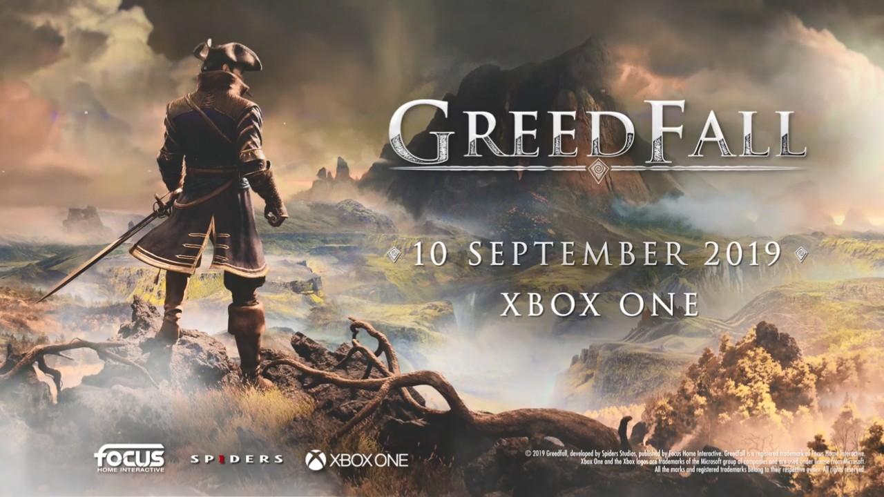 《贪婪之秋》发售预告 9月11日正式发售