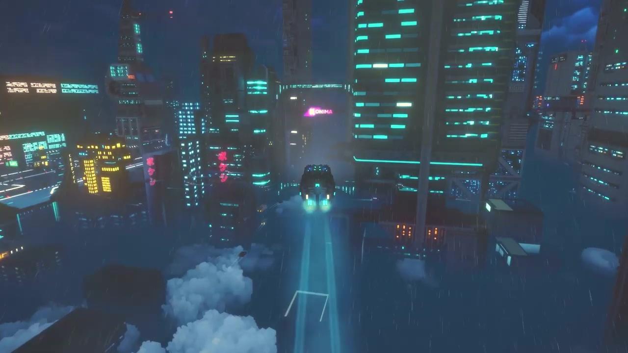 《云端朋克》TGS 2019实机宣传片发布 中文字幕