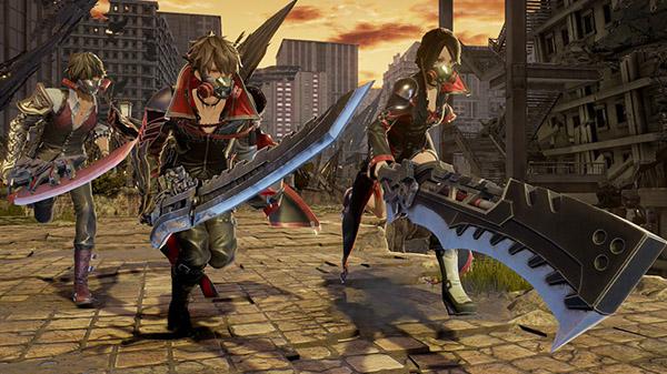 《嗜血代码》Demo版将增加新关卡/多人模式等新特性