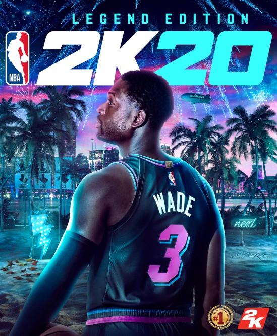 《NBA 2K20》球员采访视频 韦德、浓眉惊喜亮相