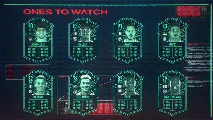 《FIFA 20》公布终极球队评分百强球员