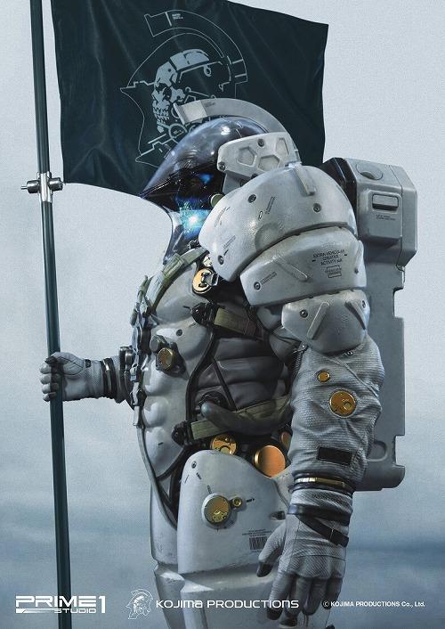 小岛工作室公布新银饰宇航员小吊坠 TGS现场特价发售