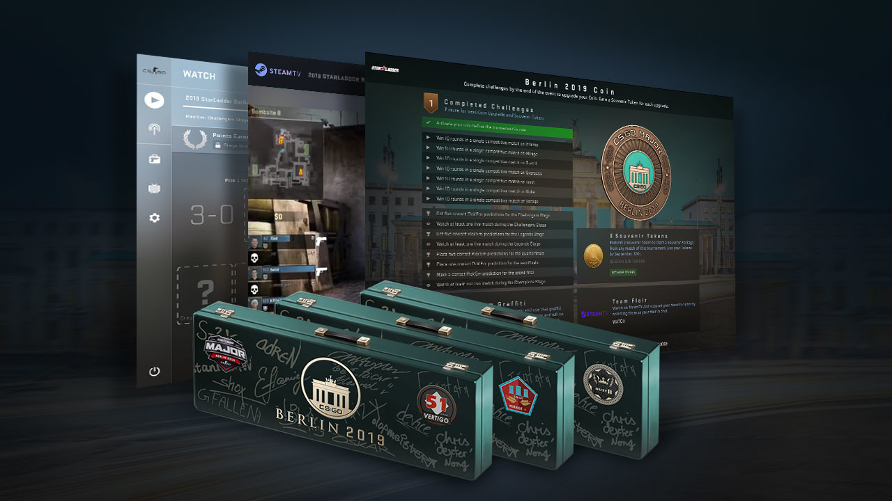 柏林通行证夺得Steam销量冠军 新IP贪婪之秋销量第二