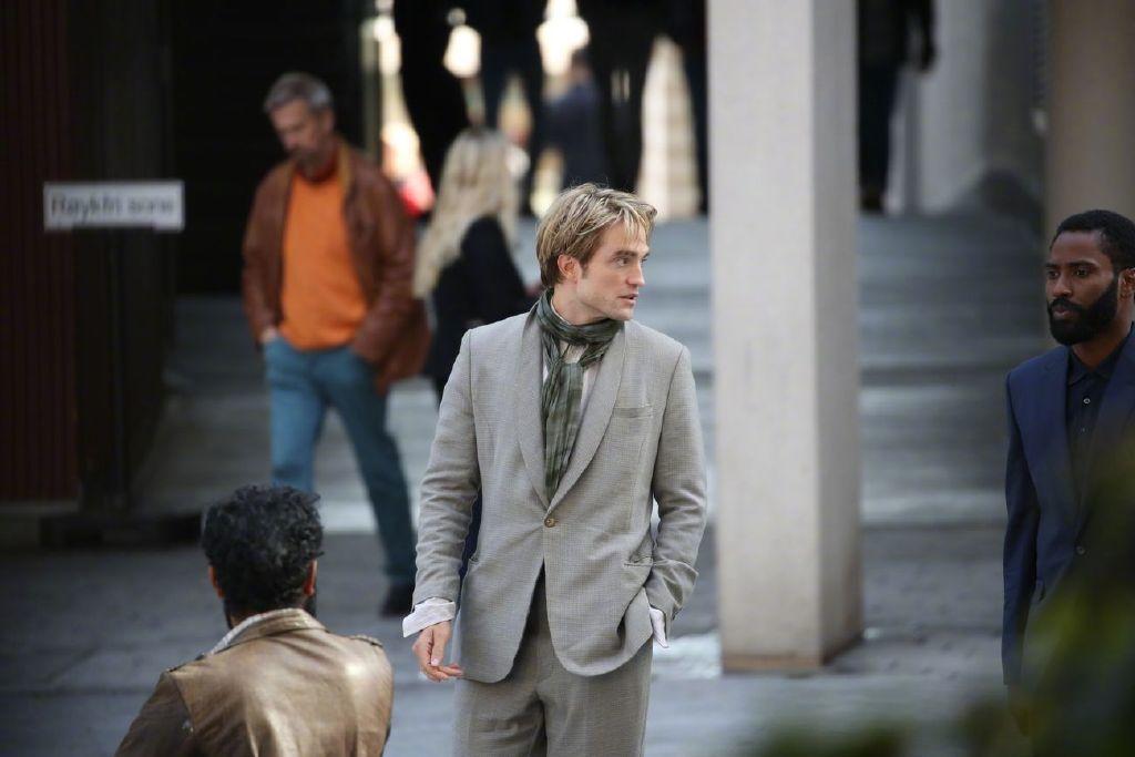 诺兰《信条》新片场照曝光 影片总预算超2.27亿美元 第2张