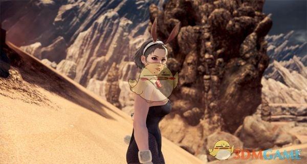 《怪物猎人:世界》兔女郎服装MOD