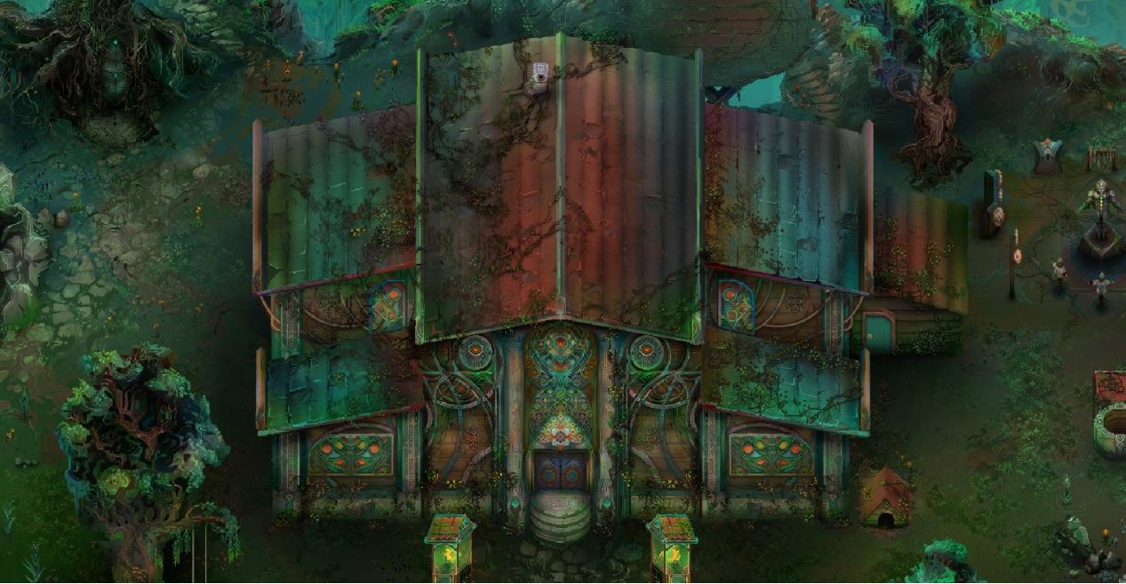 《莫塔守山人》评测:在地牢中缓缓舒展的故事书