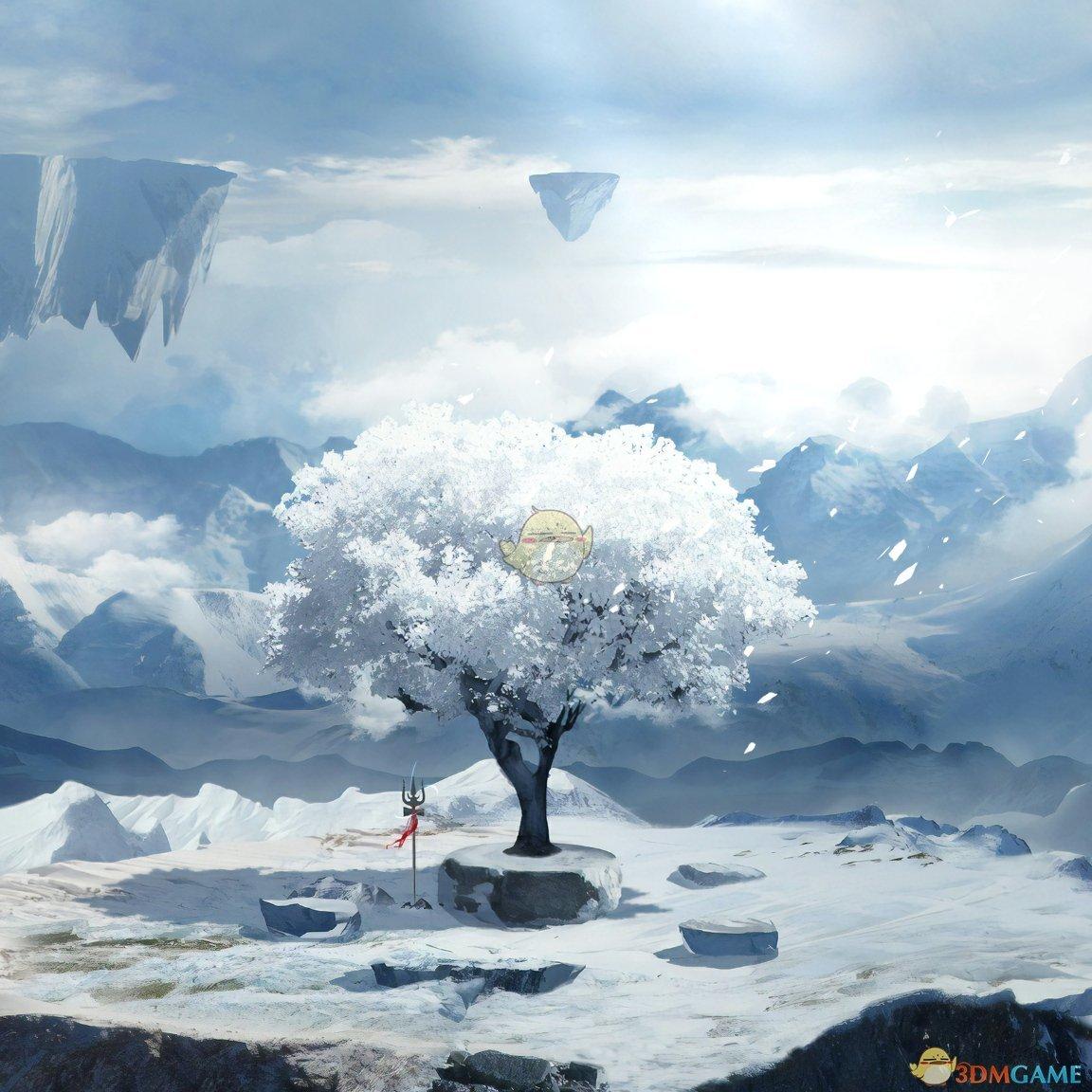 《Wallpaper Engine》孤独冬之树动态壁纸