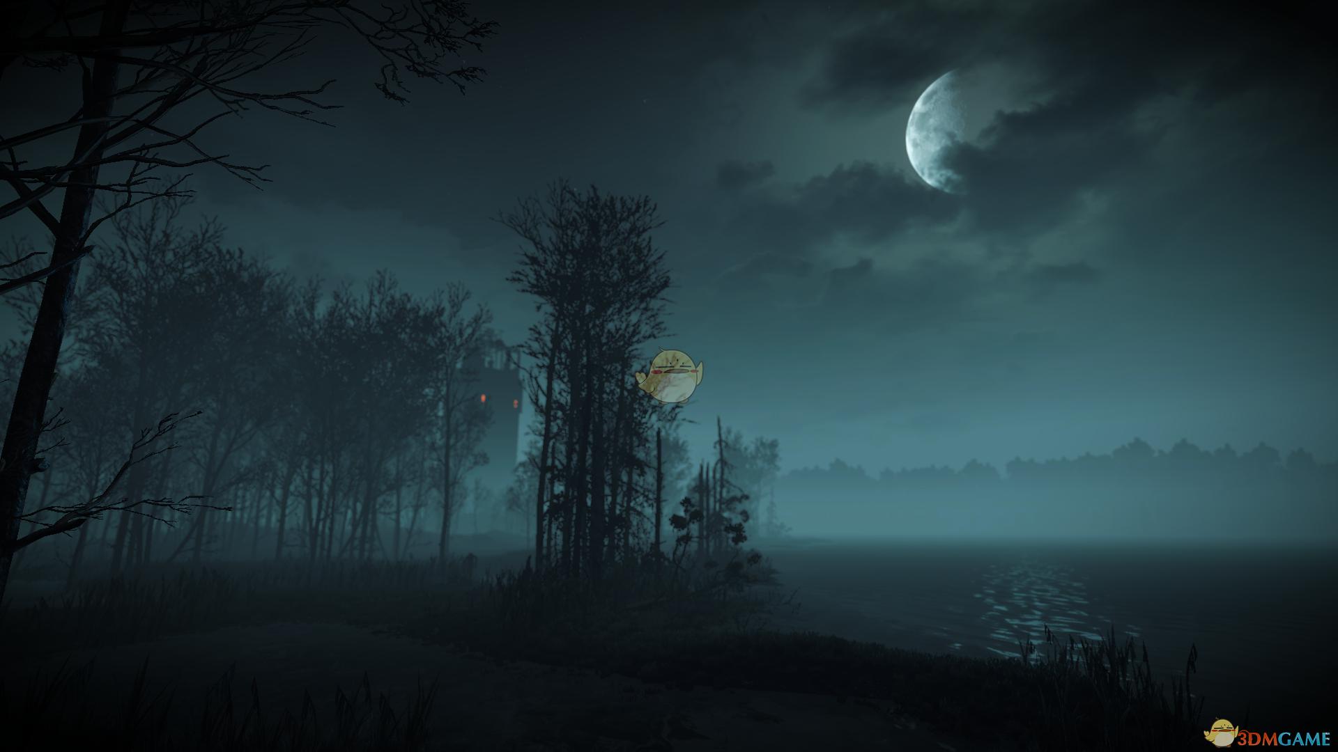 《巫师3:狂猎》沉浸式照明MOD