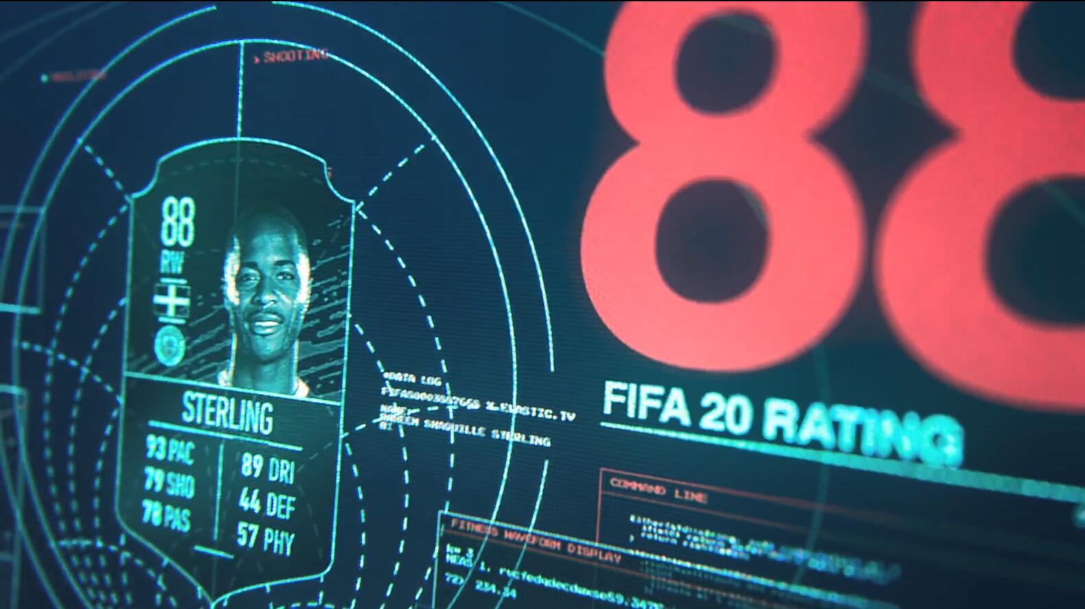 《FIFA 20》角色能力值测定酷炫宣传片 卡卡领衔众星出境