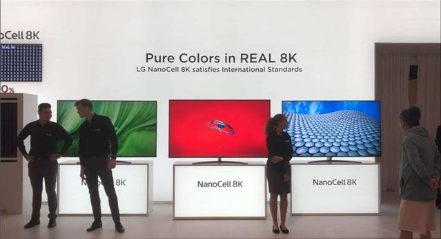 "LG首次公开""点名""三星:你们的8K电视是""假8K"""