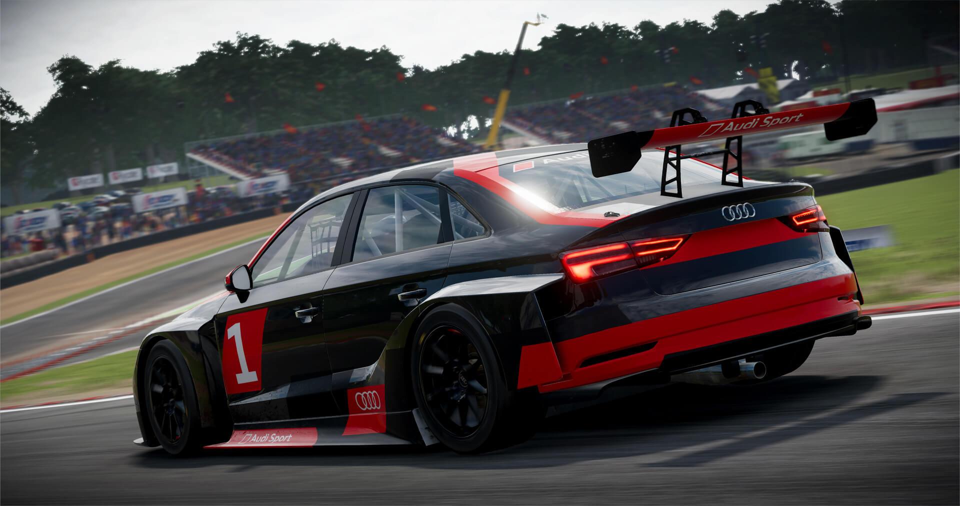 谷歌Stadia《超级房车赛》新模式支持最多40辆赛车