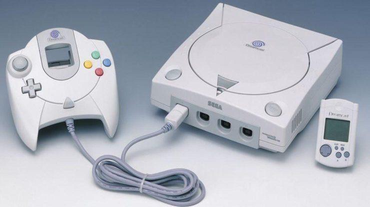 世嘉Dreamcast主机欧美地区庆祝推出20周年