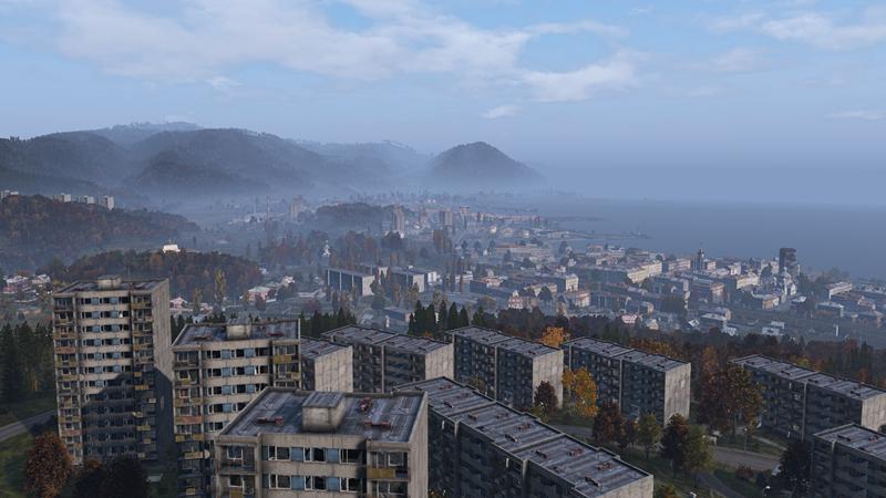 《DayZ》中文版登陆PS4/ XboxOne平台,新一轮尸杀即日爆发