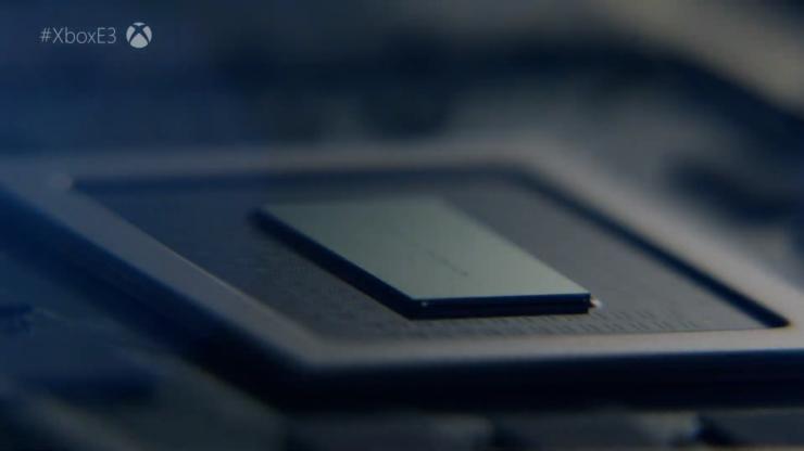 Xbox新主机将有专门硬件核心 负责处理光追