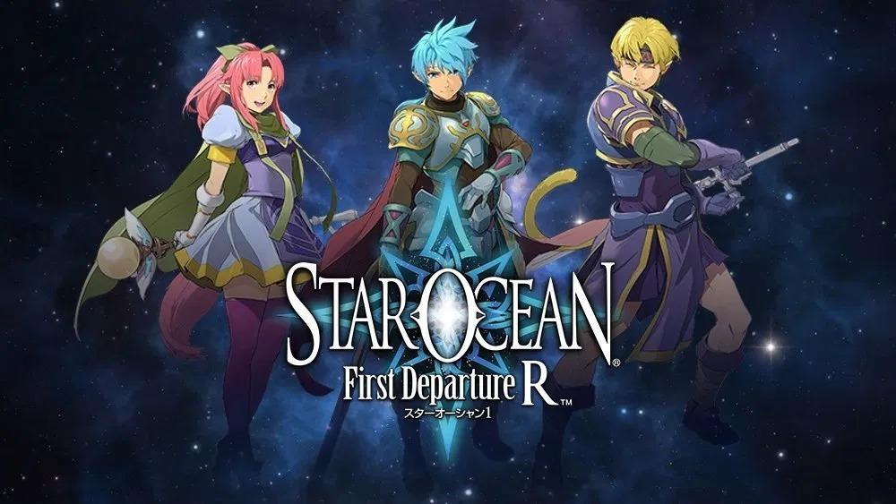 《星之海洋:初次启程R》新截图展示改进版图像