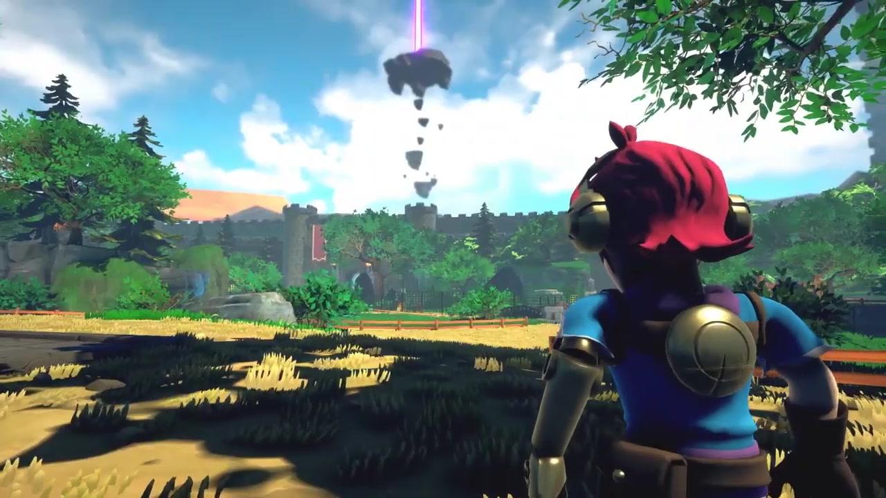塞尔达式冒险新作《骑士之旅》面向各大平台公布