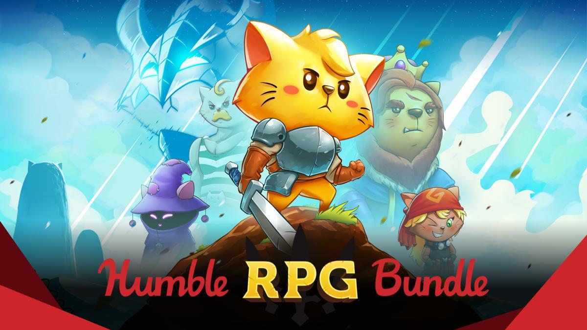 Humble开卖RPG游戏包 无主之地喵咪斗恶龙入包