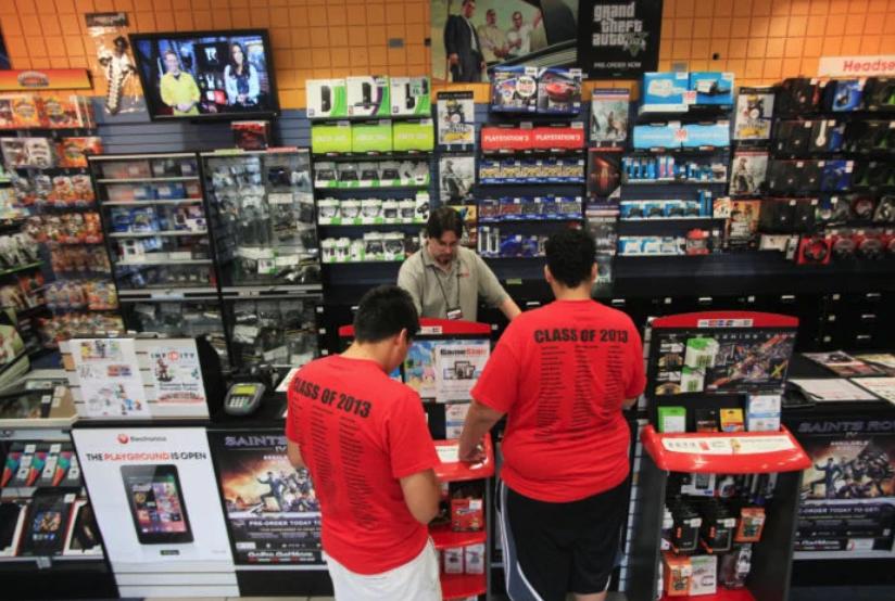 Gamestop宣布将关闭180多家零售店 分店关闭行动将持续