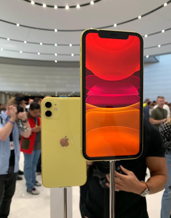 iPhone 11系列正式发布 国行最低5499元、9月20日开售
