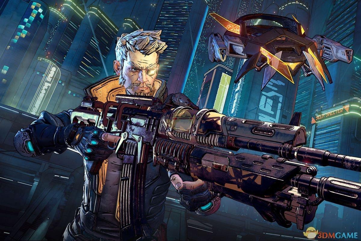 《无主之地3》各版本游戏大小介绍
