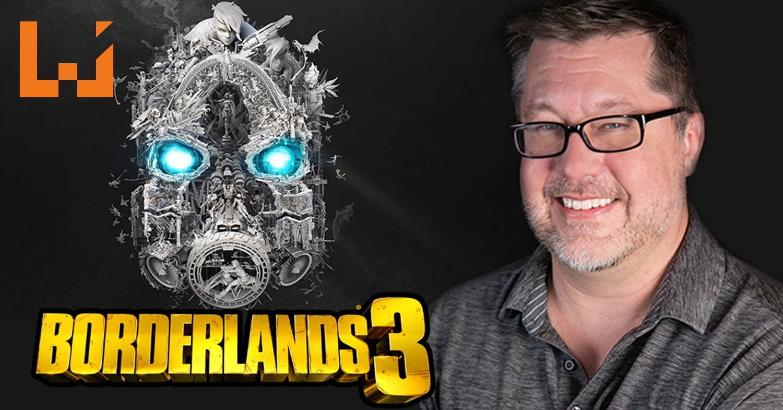 《无主之地3》制作人:想看到本作像《爱,死亡和机器人》的动画改编...