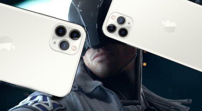 《赛博朋克2077》官方调侃iPhone11浴霸三摄:潮流设计
