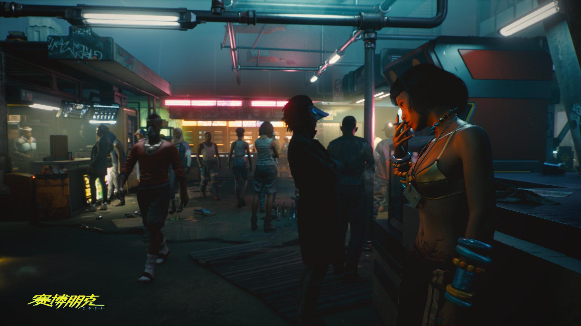 《赛博朋克2077》多人模式细节 依旧遵循游戏世界观