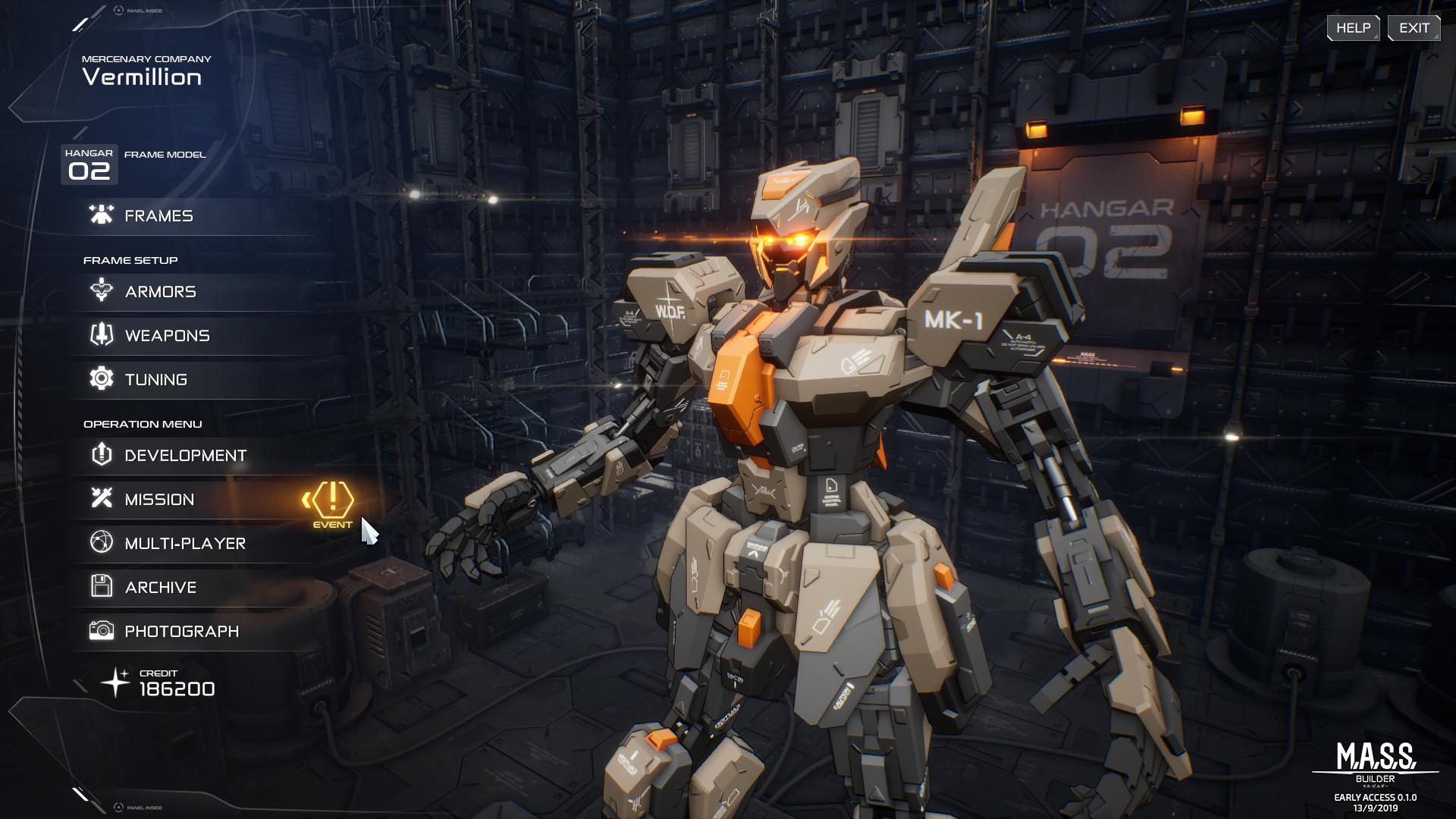 高达既视感强烈 泰国机甲游戏《M.A.S.S. Builder》EA版13日发行高达既视感强烈 泰国机甲游戏《M.A.S.S. Builder》EA版13日发行