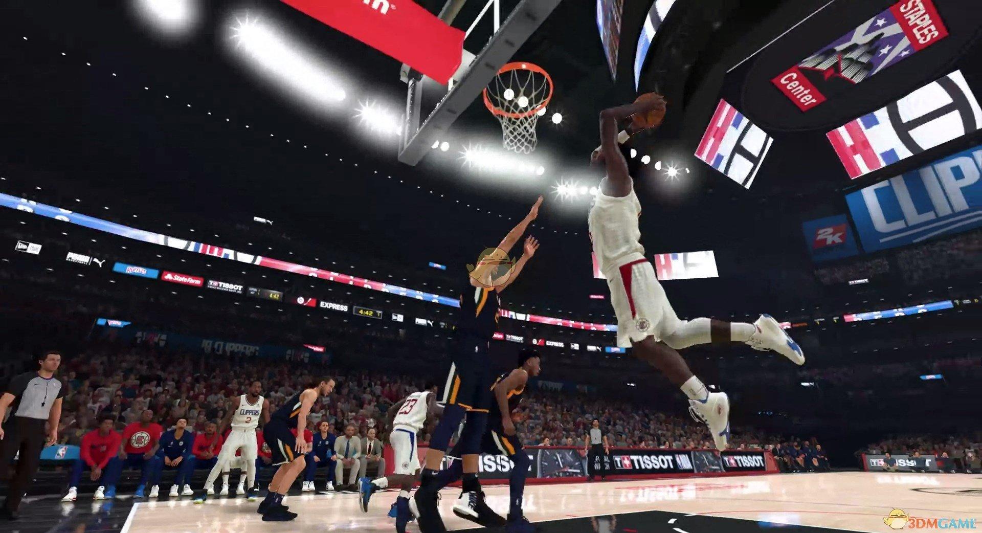 《NBA 2K20》冲框大师徽章使用技巧分享